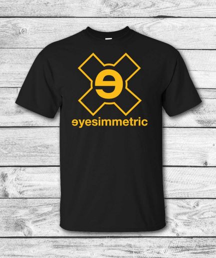 camiseta surf skate eyesimmetric