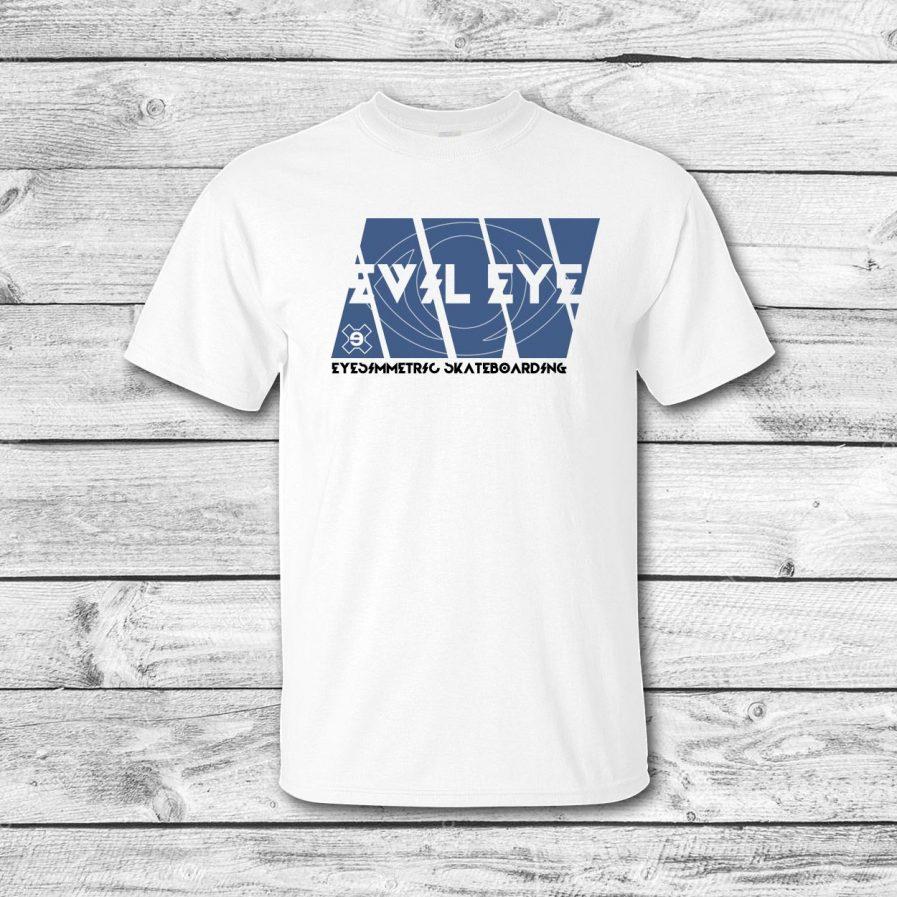 camiseta-surf-skate-afgan-blanco-azul-eyesimmetric