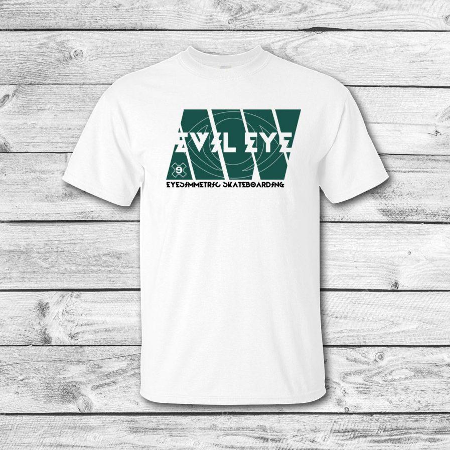 camiseta-surf-skate-afgan-blanco-verde-eyesimmetric