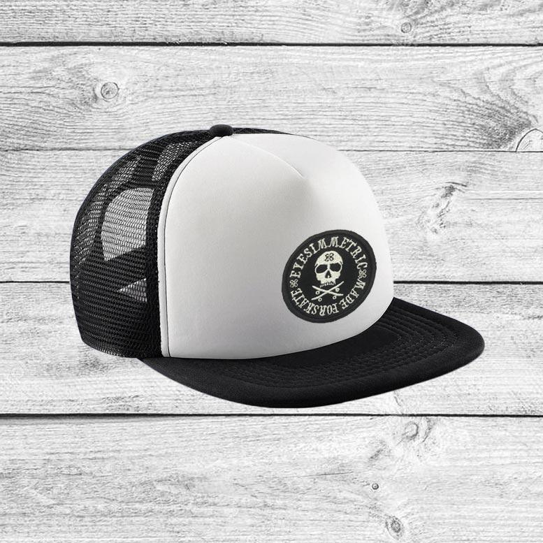 visera-eyesimmetric-skull-bn-trucker-hat