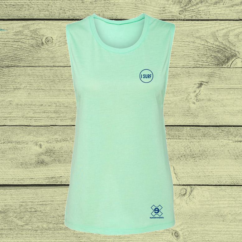 camiseta-tirantes-verde-i-surf-delante