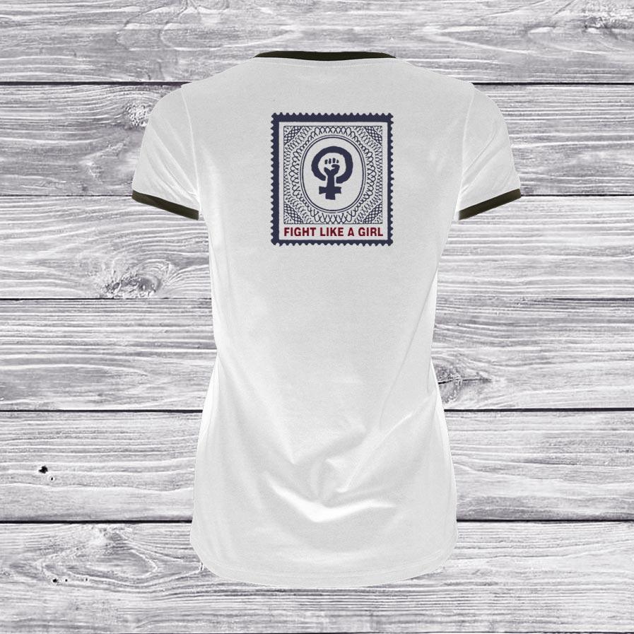 camiseta-chica-blanca-fight-back-surf-skate